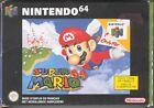Super Mario (Nintendo 64, 1997) - European Version