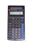 Texas Instruments Pocket Solar Office Equipment