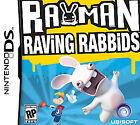 Rayman Raving Rabbids (Nintendo DS, 2007) - European Version