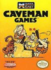Caveman Games (Nintendo Entertainment System, 1990)