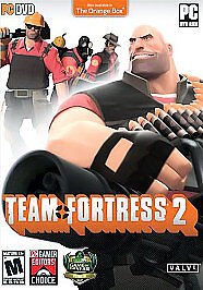 TEAM-FORTRESS-2-for-PC-Computer-Video-Game-Brand-New