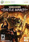 Warhammer: Battle March (Microsoft Xbox 360, 2008) - European Version