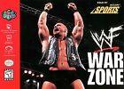 WWF War Zone (Nintendo 64, 1998)