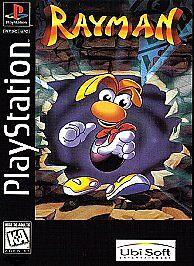 「Rayman PS」の画像検索結果