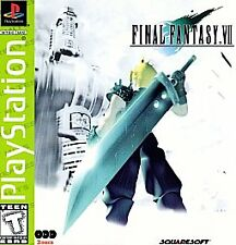 Final Fantasy VII Role Playing Video Games