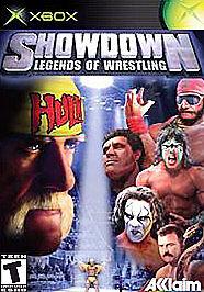 Legends of Wrestling: Showdown (Microsoft Xbox, 2004)