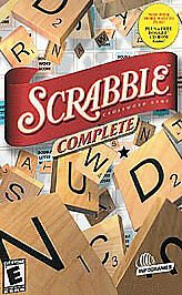 Scrabble Crossword Game Complete (PC, 2002) for sale online | eBay