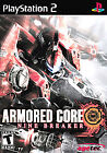 Armored Core: Nine Breaker  (Sony PlayStation 2, 2005) (2005)