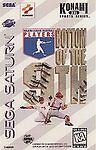 Bottom of the 9th (Sega Saturn, 1996) Factory Sealed