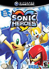 Nintendo Sonic Heroes Video Games