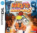 Naruto: Path of the Ninja 2 Nintendo DS Video Games