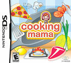 Action/Adventure Nintendo Cooking Mama Video Games