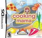 Cooking Mama (Nintendo DS, 2006) - European Version