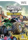 Monster Jam: Urban Assault (Nintendo Wii, 2008)