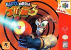 Earthworm Jim 3D 1999 Video Games