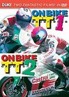 On Bike TT Experience Vol.1-2 (DVD, 2009, 2-Disc Set)