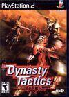 Dynasty Tactics (Sony PlayStation 2, 2002)