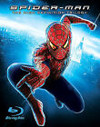 Spider-Man 1, 2, 3 (Blu-ray Disc, 2007, 4-Disc Set)