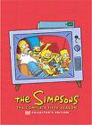 The Simpsons DVD Blu-ray 1990 - 1999 Discs