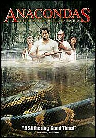 Anacondas: Hunt For Blood Orchid [DVD], DVD | 5050582807790 | New