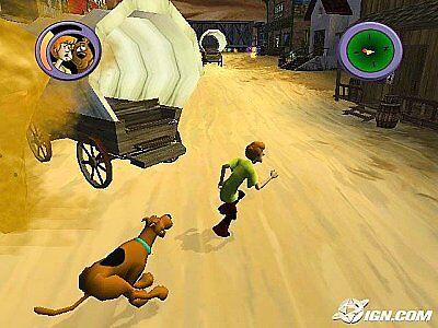 Scooby Doo Mystery Mayhem Sony PlayStation 2, 2004