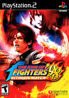King of Fighters '98: Ultimate Match (Sony PlayStation 2, 2009)