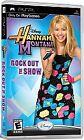 Hannah Montana: Rock Out the Show (Sony PSP, 2009)
