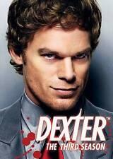 Dexter - The Complete Third Season (DVD, 2009)