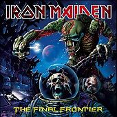 The  Final Frontier by Iron Maiden (CD, ...