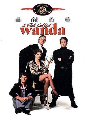 A Fish Called Wanda (DVD, 1999, Contemporary Classics) Brand New John Cleese
