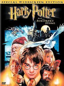 HARRY POTTER AND & THE SORCERER'S STONE (DVD SET) Daniel Radcliffe Rupert Grint