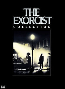 The Exorcist 3 DVD Set william friedkin the heretic VERSION YOU'VE NEVER SEEN