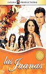 Las Juanas - Primera Temporada (DVD, 2008, 8-Disc Set)