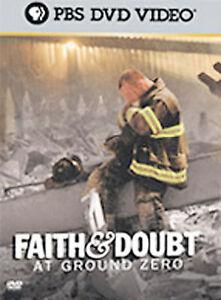 Faith & Doubt at Ground Zero (DVD, 2002) PBS Frontline NEW