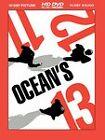 Oceans Eleven/Oceans Twelve /Oceans Thirteen (HD-DVD, 2007)