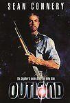 Outland-DVD-1997-RARE-OOP-1981-SEAN-CONNERY-ACTION-SCI-FI-ORIGINAL-KEEPCASE
