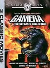 Gamera - The Ultimate Collection (DVD, 2005)