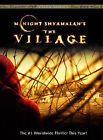 The Village (DVD, 2005, Widescreen)