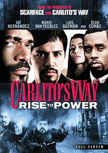 Carlitos Way Rise To Power DVD 2005 Full Frame - Hainesport, New Jersey, United States - Carlitos Way Rise To Power DVD 2005 Full Frame - Hainesport, New Jersey, United States