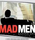 Mad Men - Season 1 (Blu-ray Disc, 2008, 3-Disc Set)