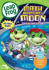 LeapFrog: Math Adventure to the Moon (DVD, 2010, Canadian)