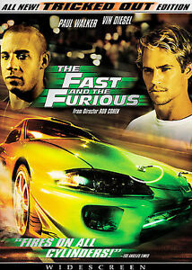 the fast and the furious dvd 2003 widescreen disc only free