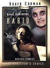 Rabid (DVD, 2000, Roger Corman Presents The Directors Series)