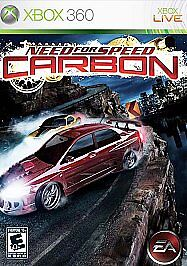 Need for Speed: Carbon  (Xbox 360, 2006)