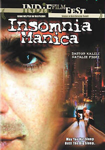 Insomnia Manica (DVD, 2006) - **DISC ONLY** 1