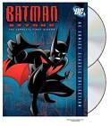 Full Screen Batman Beyond DVDs