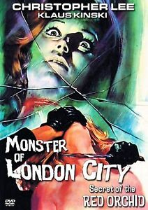 Monster-of-London-City-The-Mystery-of-the-Red-Orchid-DVD-CHRISTOPHER-LEE