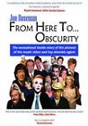 From Here To... Obscurity by Jon Roseman (Paperback, 2010)