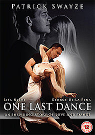 One Last Dance [DVD] [2003] - DVD  VGC The Cheap Fast Free Post