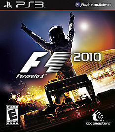 NEW-F1-2010-Sony-Playstation-3-2010-PS3-SEALED-Formula-One